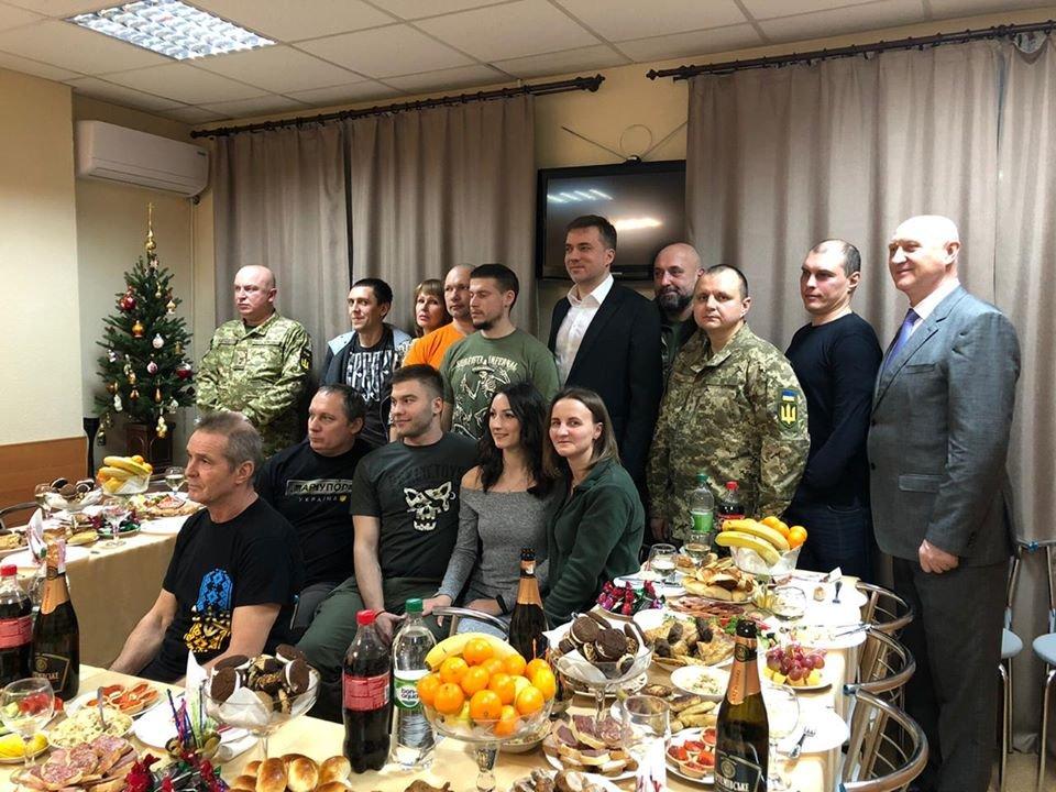 Міністр оборони привітав поранених військовослужбовців в Ірпінському військовому госпіталі