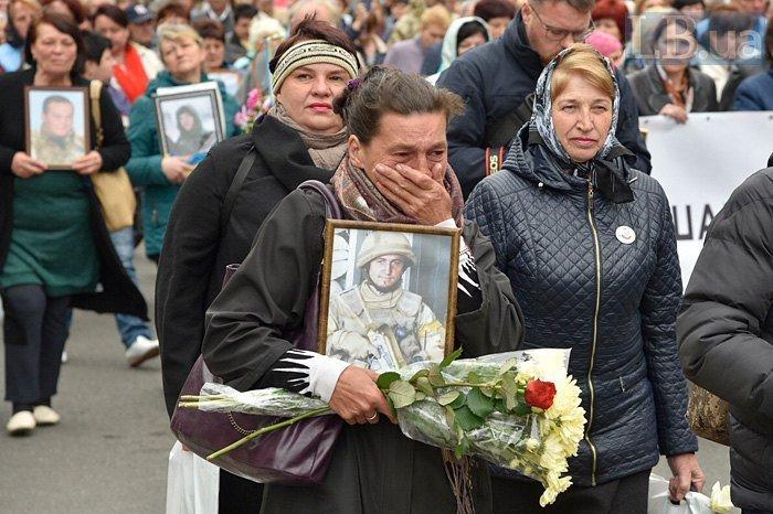 Трагедії Дебальцевого та Іловайська очима матерів полеглих Героїв. Погляд з іншого боку
