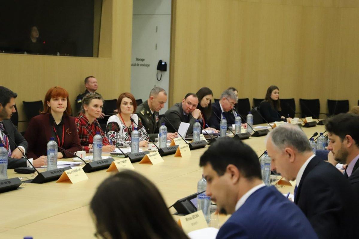 Положення безпеки в Україні та порядок денний реформ в центрі засідання Міжпарламентської ради Україна-НАТО