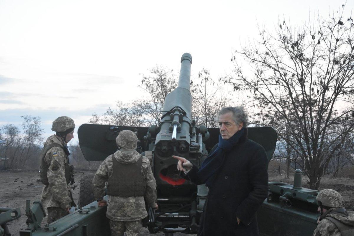 Бернар-Анрі Леві: «Ви – надійний щит України»