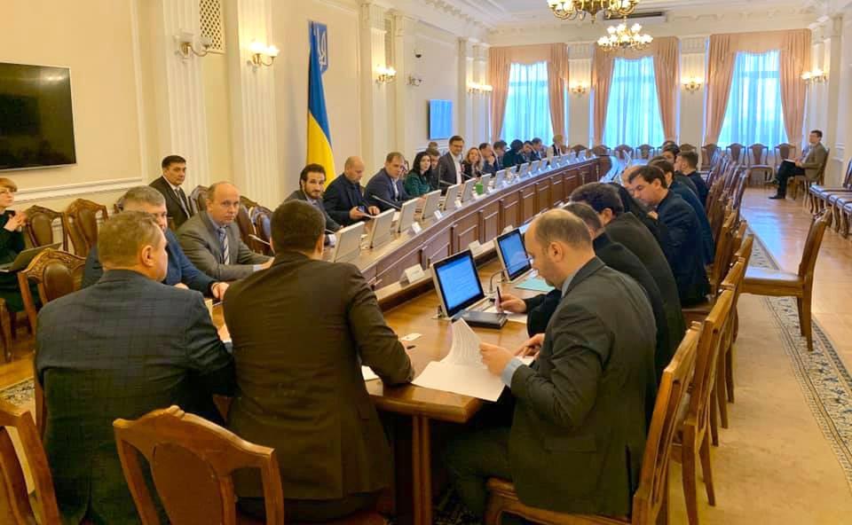 Розпочав роботу Урядовий комітет з питань європейської та євроатлантичної інтеграції