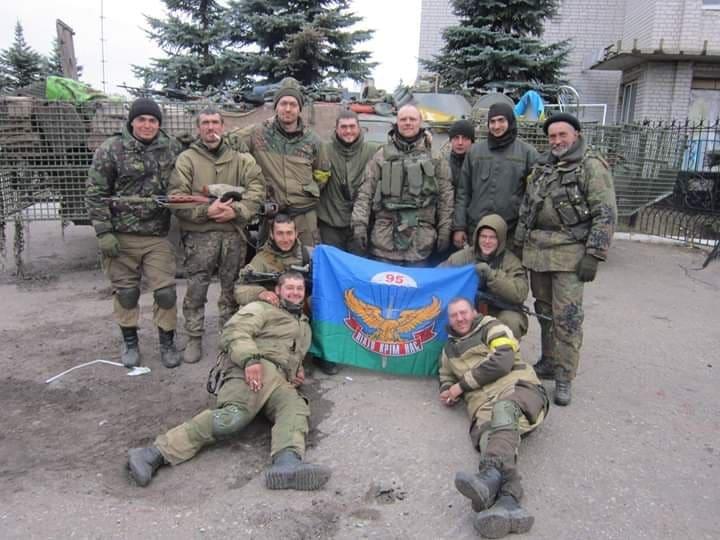 Січневий штурм шахти «Бутівка» навічно закарбувався у пам'яті комвзводу Султанбагомаєва