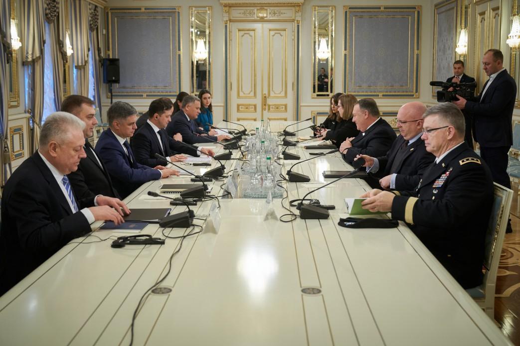 Володимир Зеленський: «365 мільйонів доларів становить допомога у сфері безпеки від США, яка відчутно посилить нашу обороноздатність»