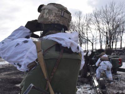 СЦКК: окупанти продовжують грубо порушувати Мінські домовленості