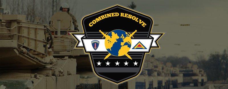 Офіцери ЗС України беруть участь у багатонаціональному навчанні «Combined Resolve XIII»