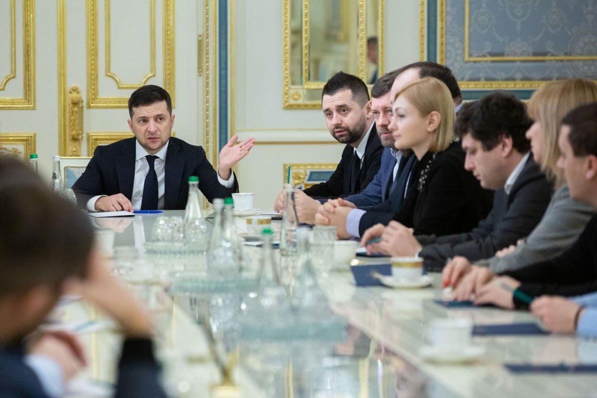 Нарада у Президента: «Реформа децентралізації потребує детального обговорення»
