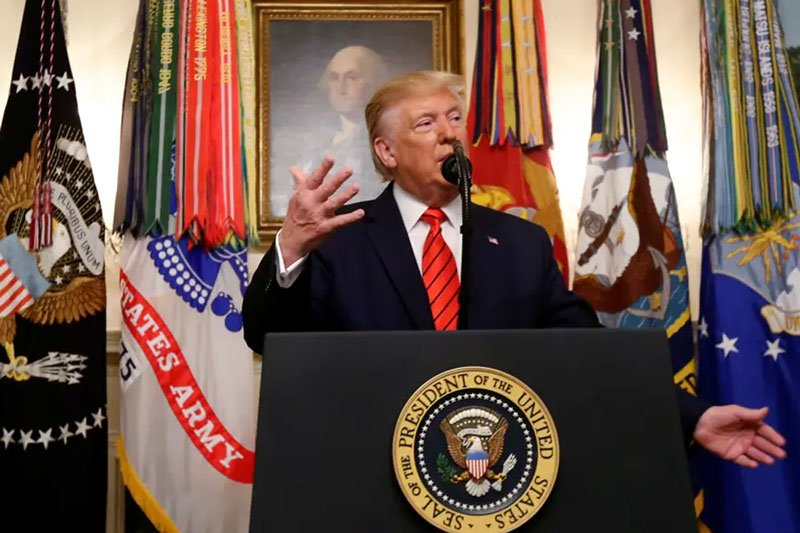 Президент Трамп прокоментував ситуацію в Іраку