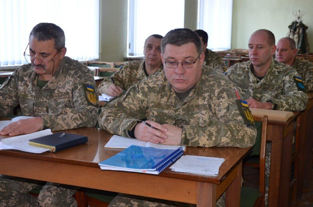 П'ять бригад тероборони ОК «Схід» отримали тактичне завдання з підготовки підрозділів