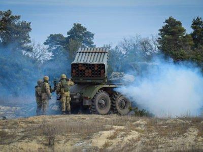 Cамохідні та реактивні артдивізіони «Сходу» вразили цілі під час наступу