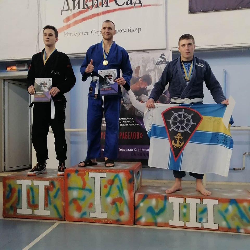 Флотський курсант – призер чемпіонату з бразильського джиу-джитсу