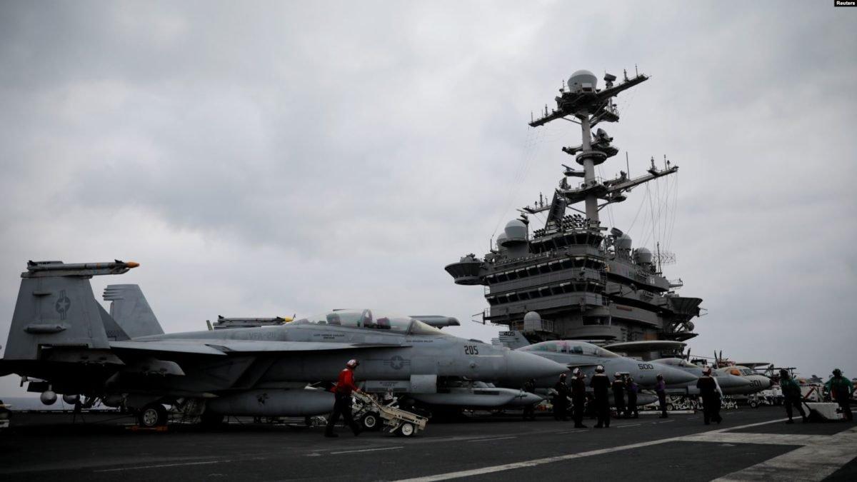 США створили флот для дій в Арктиці