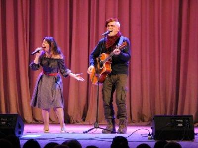 «Пісні, народжені в АТО»: у Вінниці вшанували кіборгів