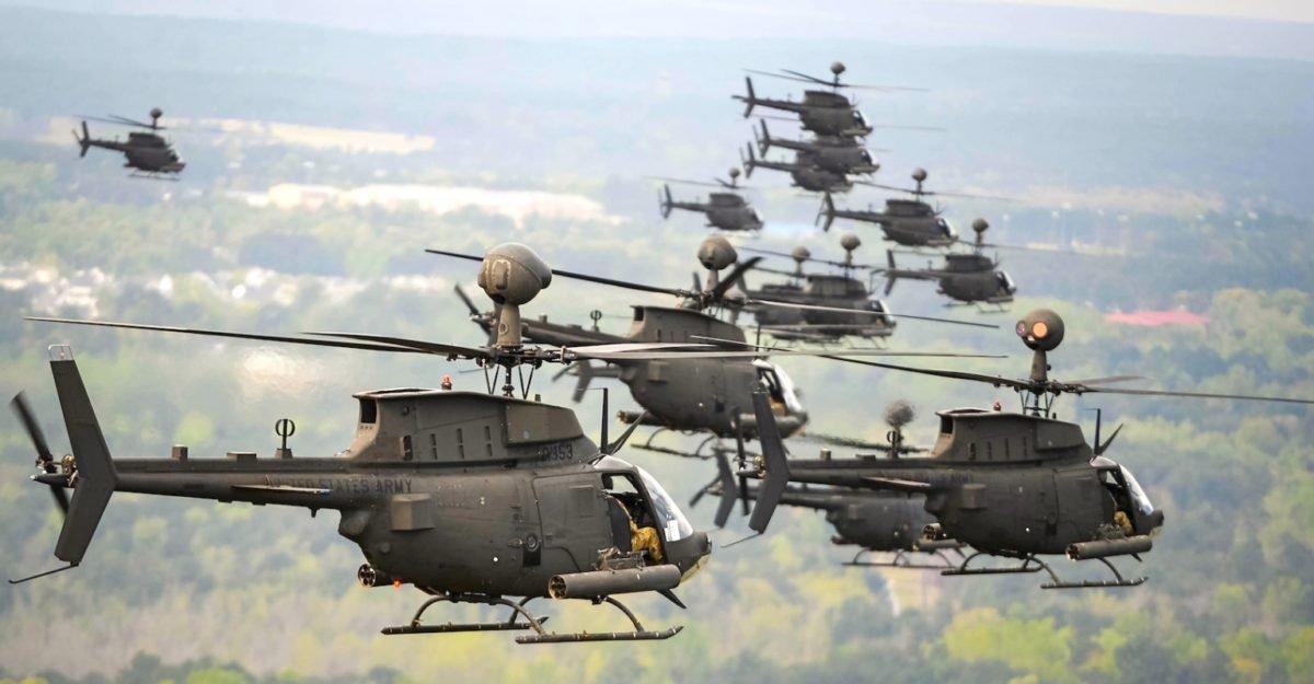 У море впав хорватський військовий гелікоптер