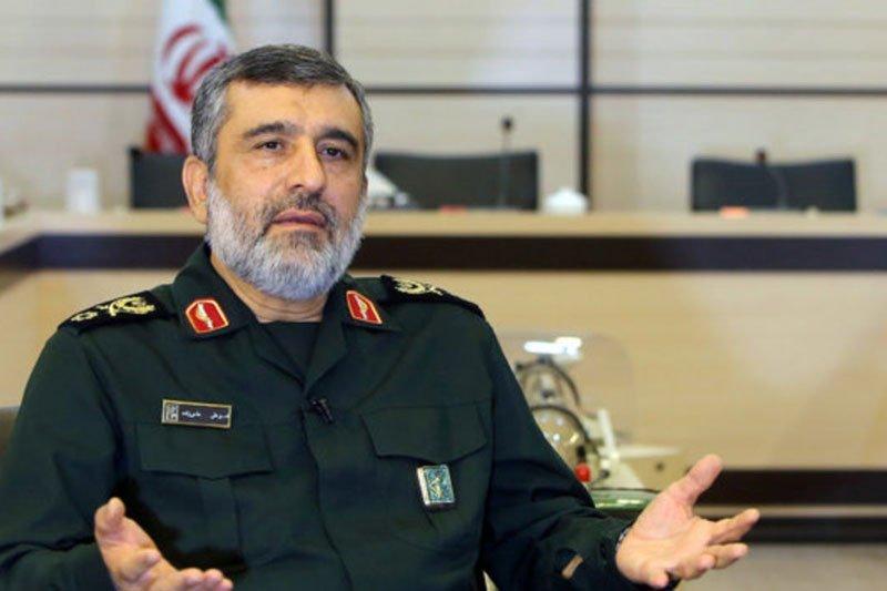 Командувач ПКС Ірану взяв на себе відповідальність за збиття українського літака