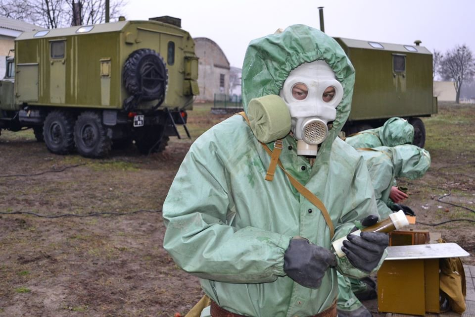 Харків – єдине місце, де готують офіцерів-хіміків для ЗСУ