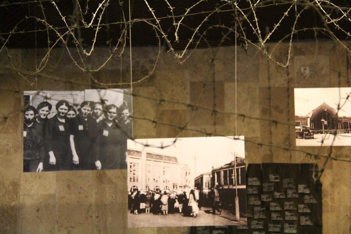 Презентовано нове музейне видання про українських в'язнів нацистських концтаборів