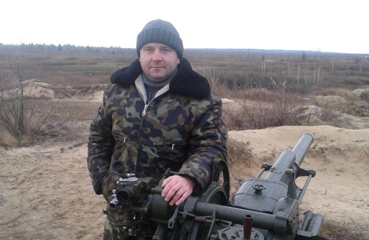 Сержант Олег Покотило: «Я був знесилений, тримав у руках гранату і здаватися в полон не збирався…»