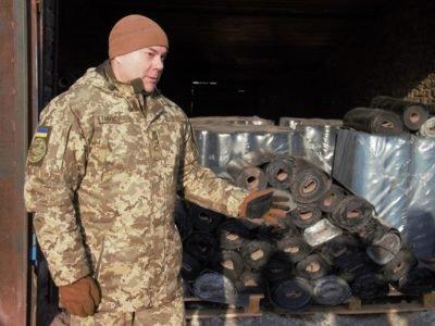«Допомога Схід»: на Донеччину доставлено понад 20 тонн гуманітарного вантажу