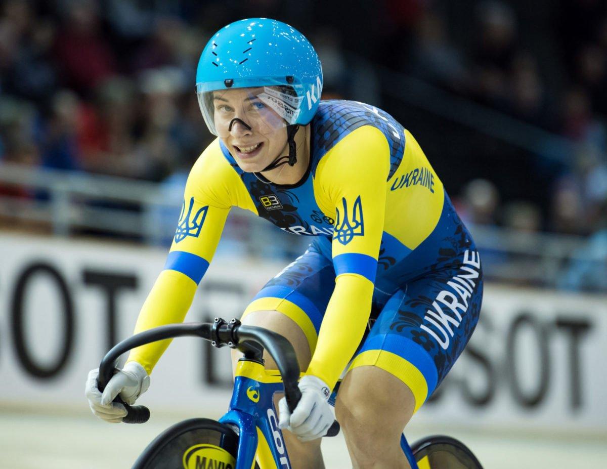 Сержант Олена Старікова – бронзова призерка Кубка світу з велотреку