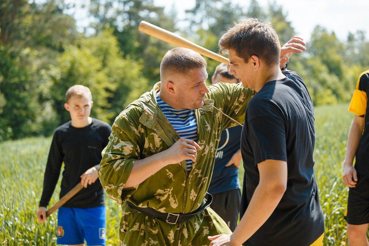 Як військові ВСП молодь виховують