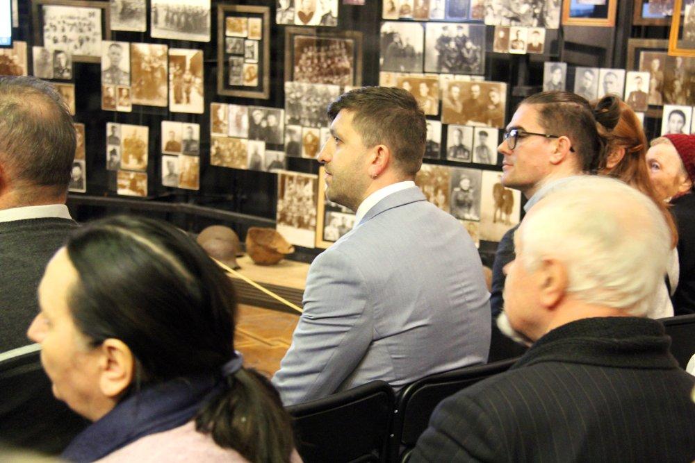 Презентовано перший в Україні інформаційний портал про зниклих і загиблих у Другій світовій війні