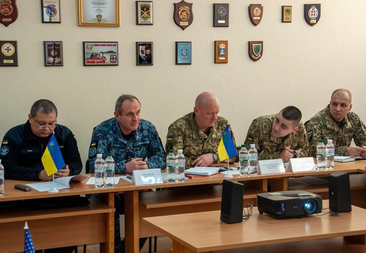 У командуванні морської піхоти за участю іноземних радників розробляють концепцію розвитку