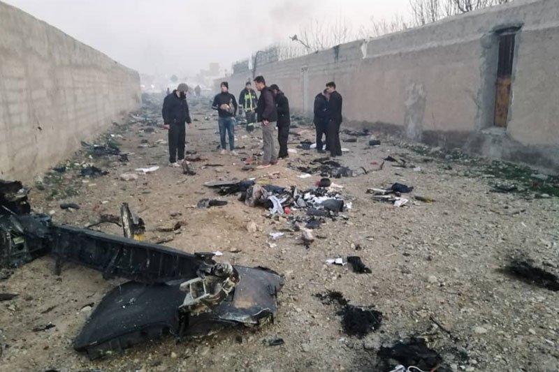 Україна вимагатиме від Ірану офіційного визнання провини за збитий Boeing 737