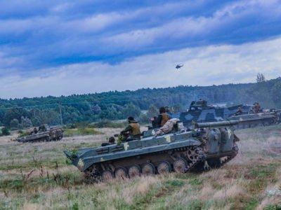 Цього року вперше комплексно підготують чотири бригади у повному складі