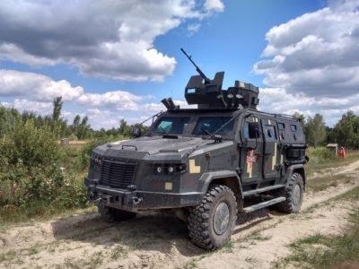 Автомобілі «Козак-2М1» пройшли випробування по всіх видах доріг та бездоріжжю і мають схвальні відгуки