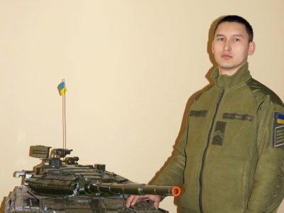 Легенда про «бурята», який воював за Україну під Дебальцевим