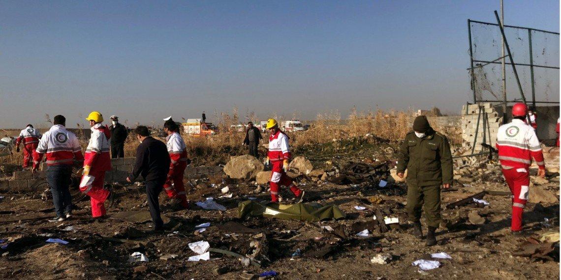 МЗС надасть усю необхідну допомогу родичам загиблих в Ірані українців