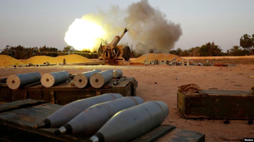 Лівія: перемир'я без миру
