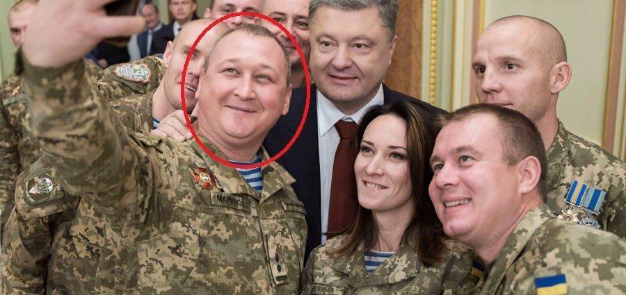 Фейк на тему «тортур» щодо генерала Марченка