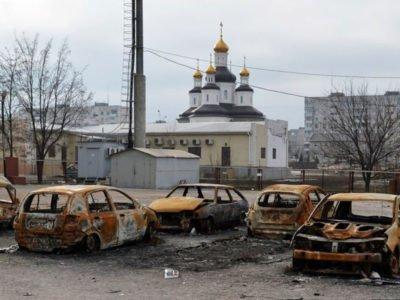 Посольство США згадує Маріупольську трагедію, Росія має по-справжньому припинити вогонь