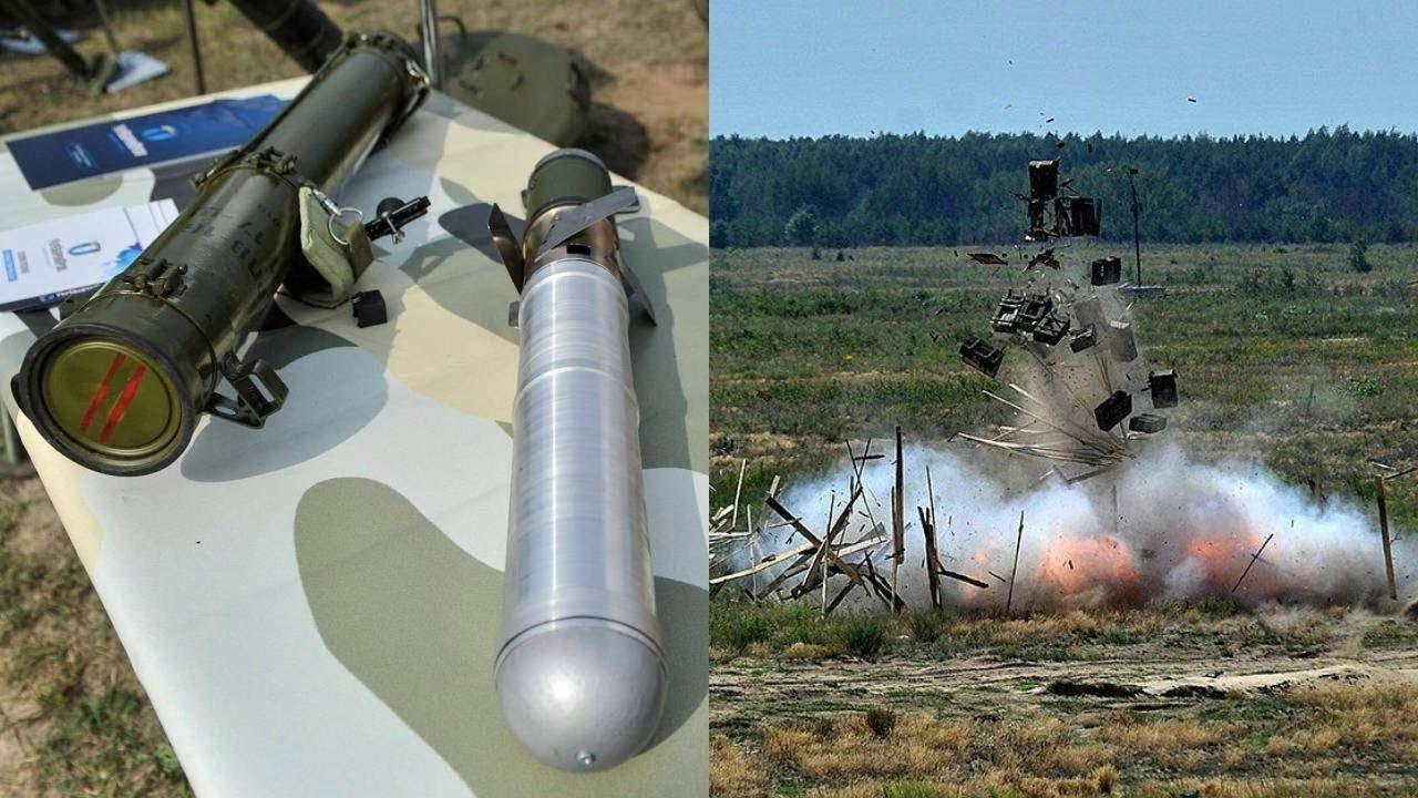 Україна створює вогнемет РПВ-20ПДМ із прицільною дальністю пострілу до 1500 метрів