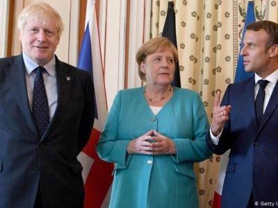 Європейські лідери закликали Іран повернутися до ядерної угоди