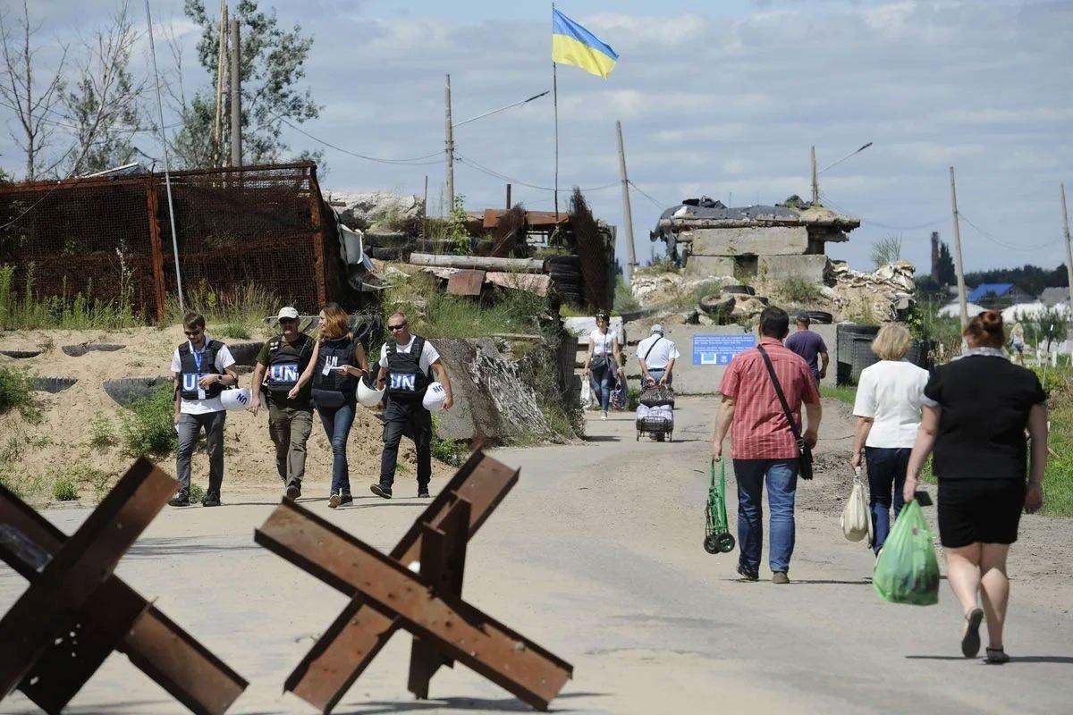 Українське питання в доповіді правозахисників Human Rights Watch