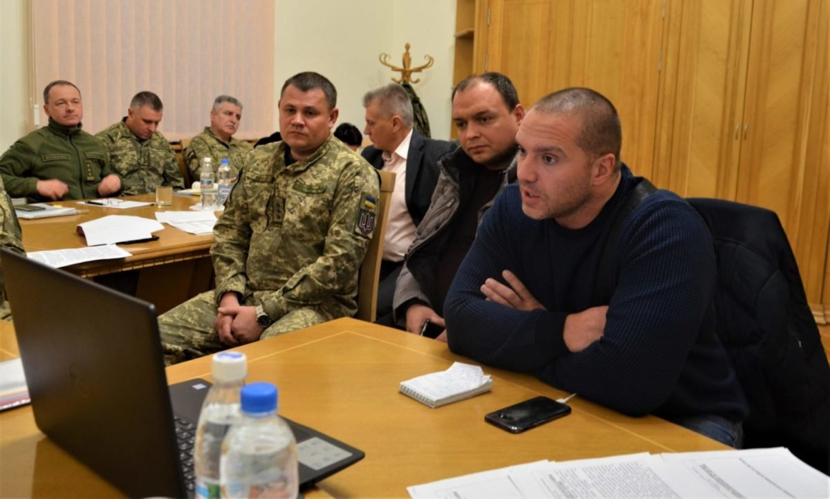 Олексій Марценюк: «Корупція в питаннях розслужбовлення житла повинна вмерти»