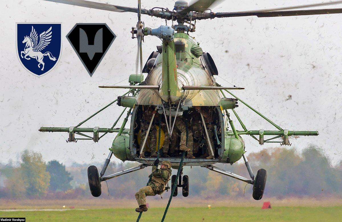 ССО відтепер мають свою авіаескадрилью