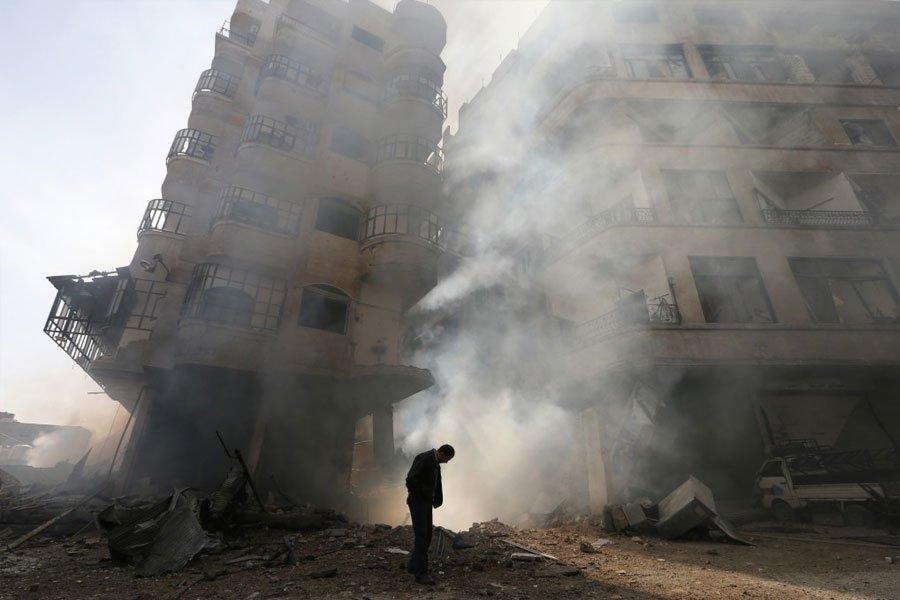 ООН: Бомбардування Росією та Сирією міста Ідліб є військовими злочинами