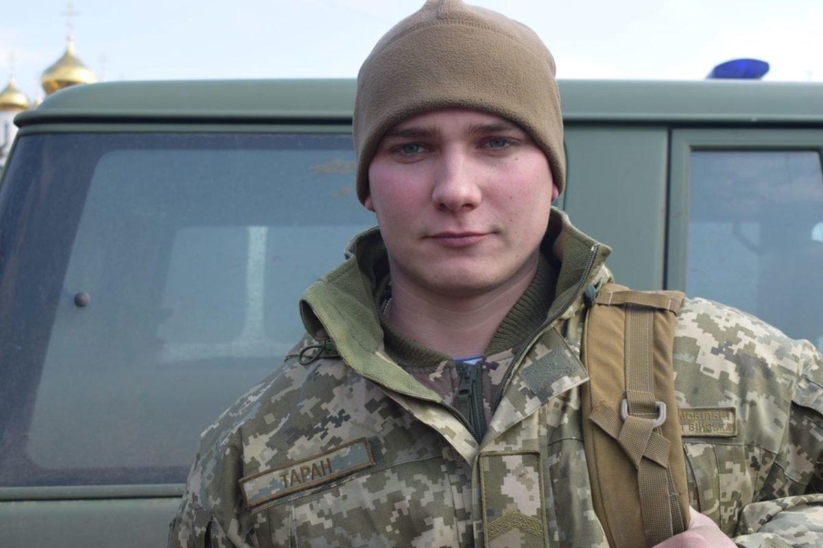 Десантник Олександр Тараненко про бої у січні 2015-го на «Зеніті»