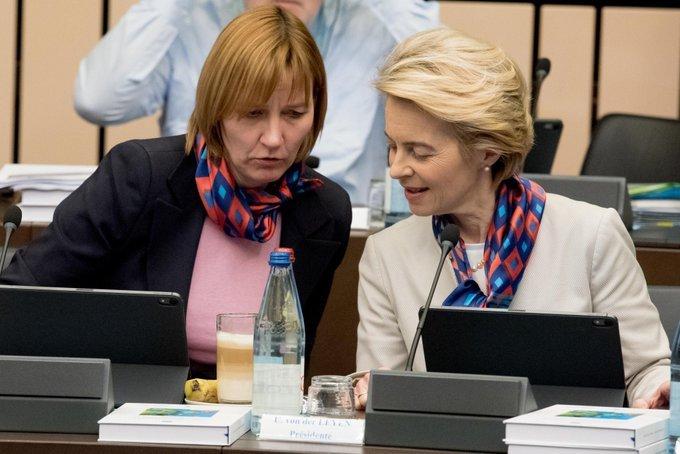 Латвійську дипломатку призначили Генсеком Єврокомісії