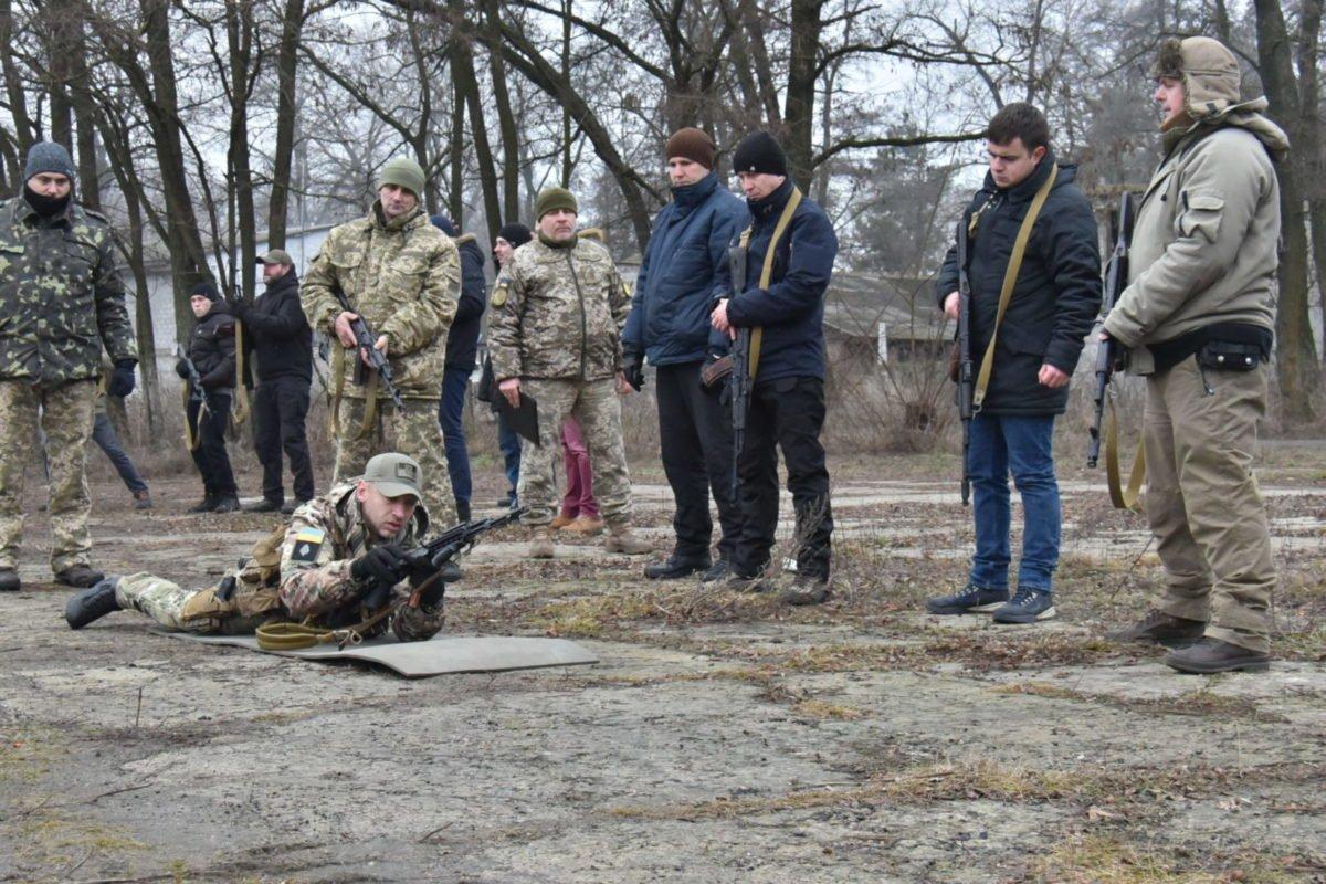 Як минув «Єдиний стрілецький день» у Києві