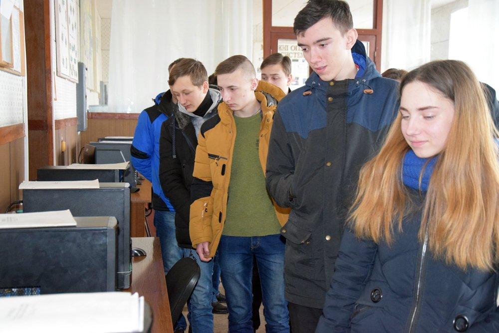 День відкритих дверей у сержантському коледжі: щотретій відвідувач бажає стати курсантом