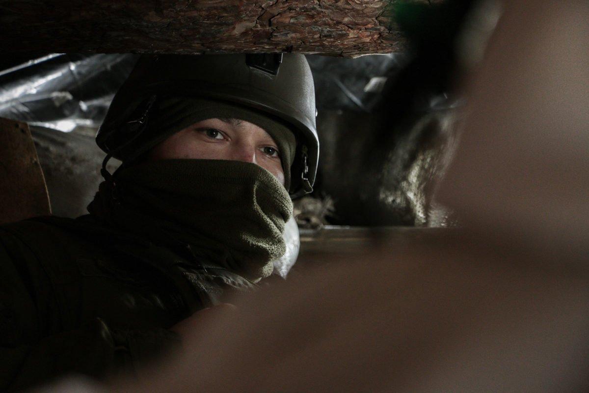 Діти на Донбасі знають, звідки прилітають міни
