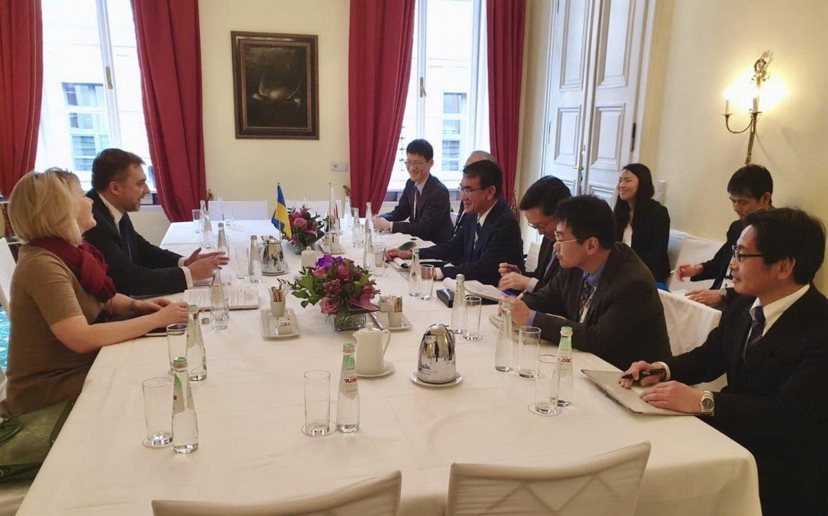 На полях Мюнхенської безпекової конференції відбулася зустріч Міністрів оборони України та Японії