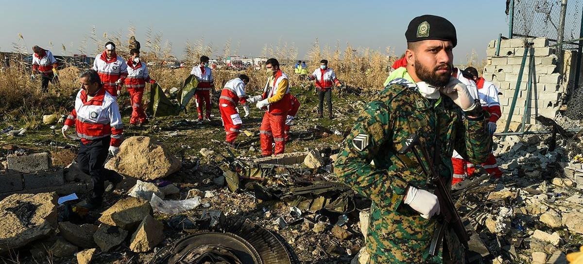 Авіакатастрофа в Ірані: Україна вимагатиме компенсації за збитий літак у міжнародних судах