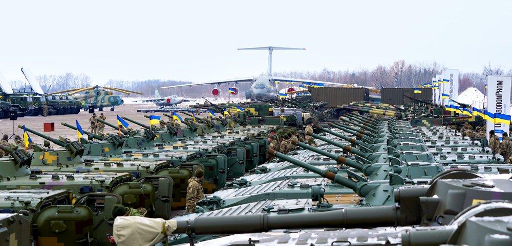 У 2025 році частка нового і модернізованого озброєння в силах оборони може становити до 35%, а у 2030-му – до 60%
