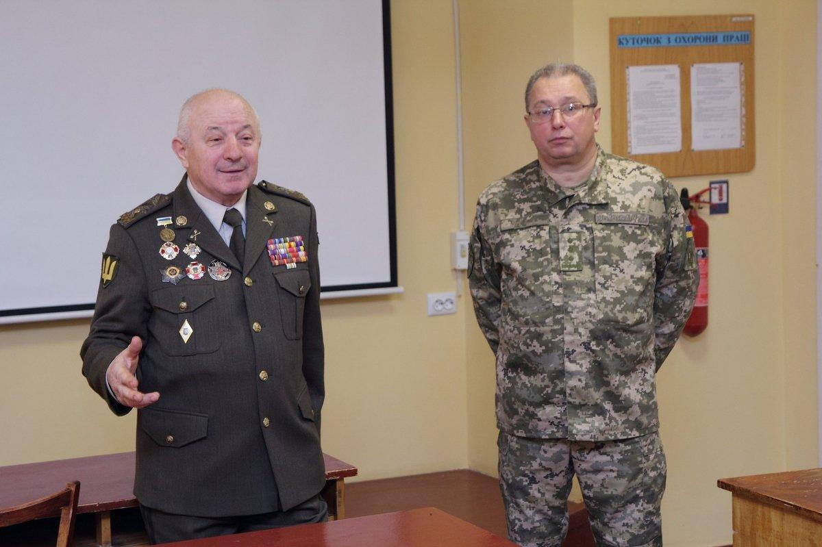 Вінницький цивільний виш готує військових фахівців ППО