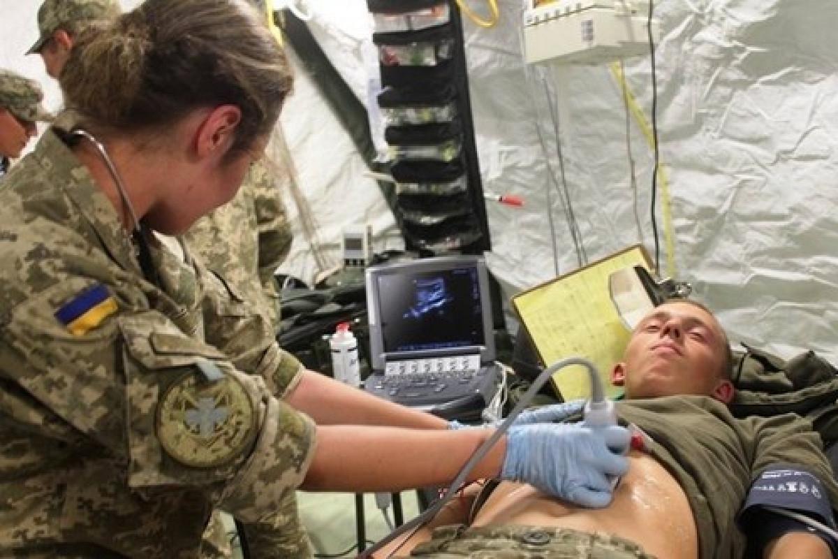 У ЗСУ створено Командування медичних сил